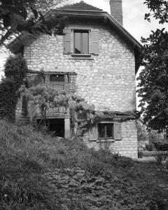 Chalet de Rozan - histoire