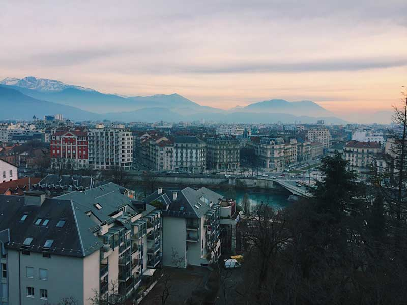5 must-see places to visit in Grenoble and 5 places to escape... 6