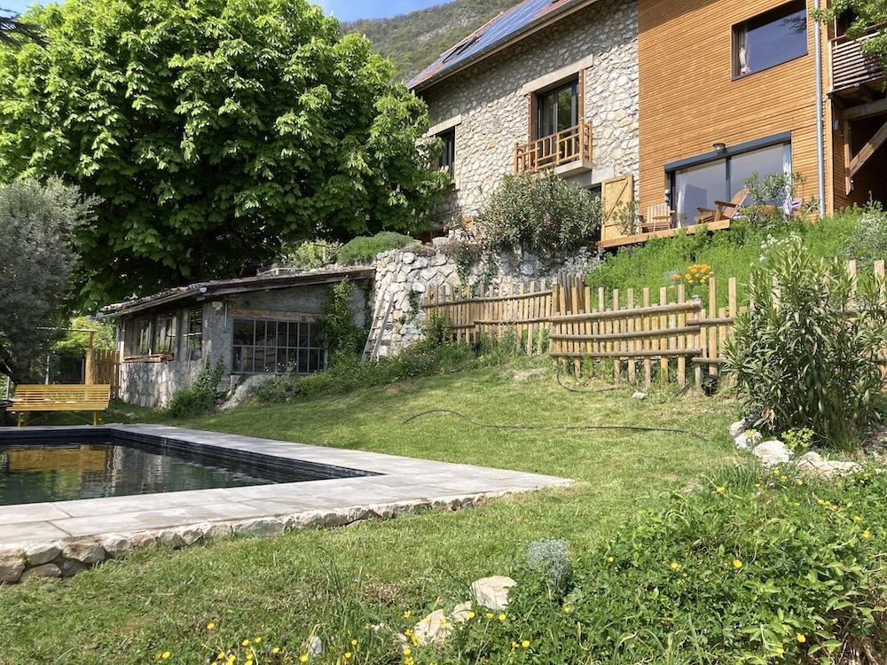 Éco-gîte montagne et chambre d'hôtes de charme à Grenoble 13