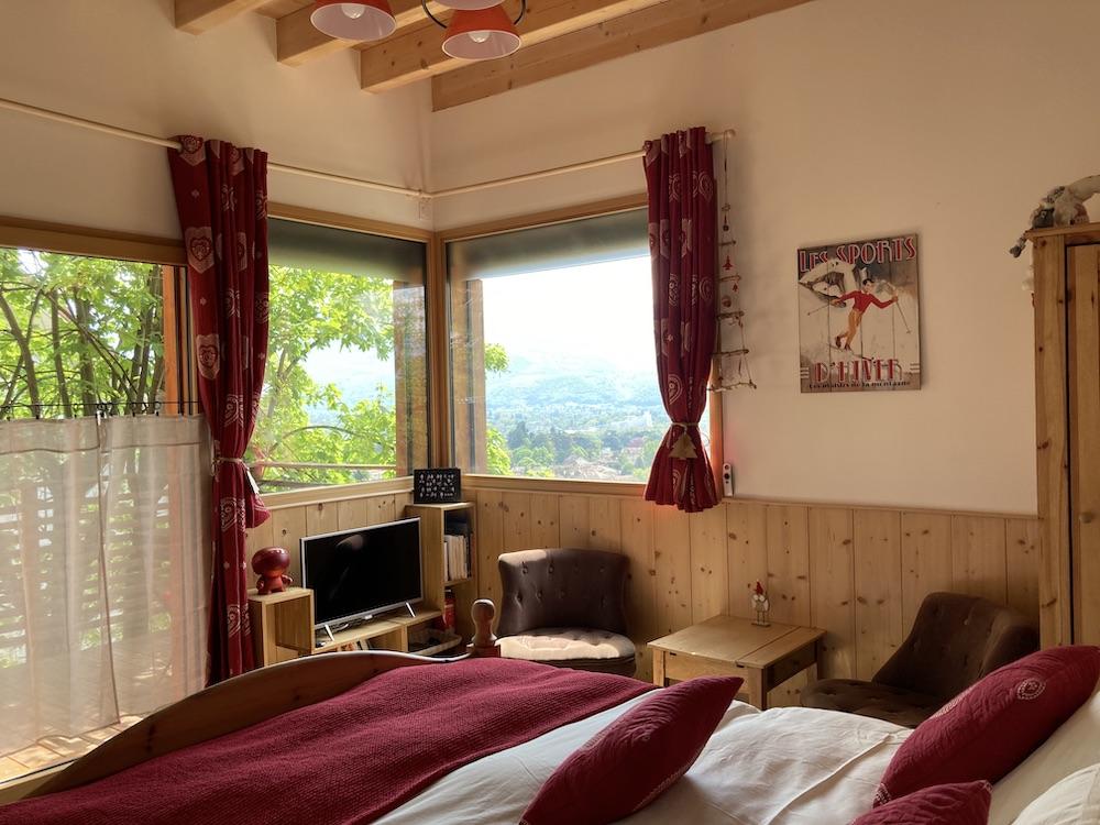 Éco-gîte montagne et chambre d'hôtes de charme à Grenoble 2