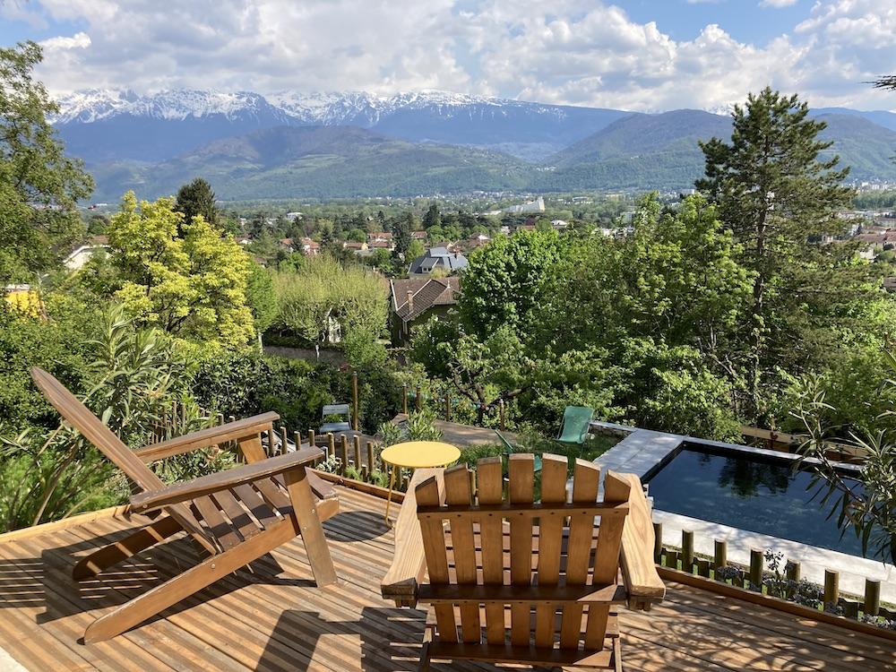 Éco-gîte montagne et chambre d'hôtes de charme à Grenoble 20