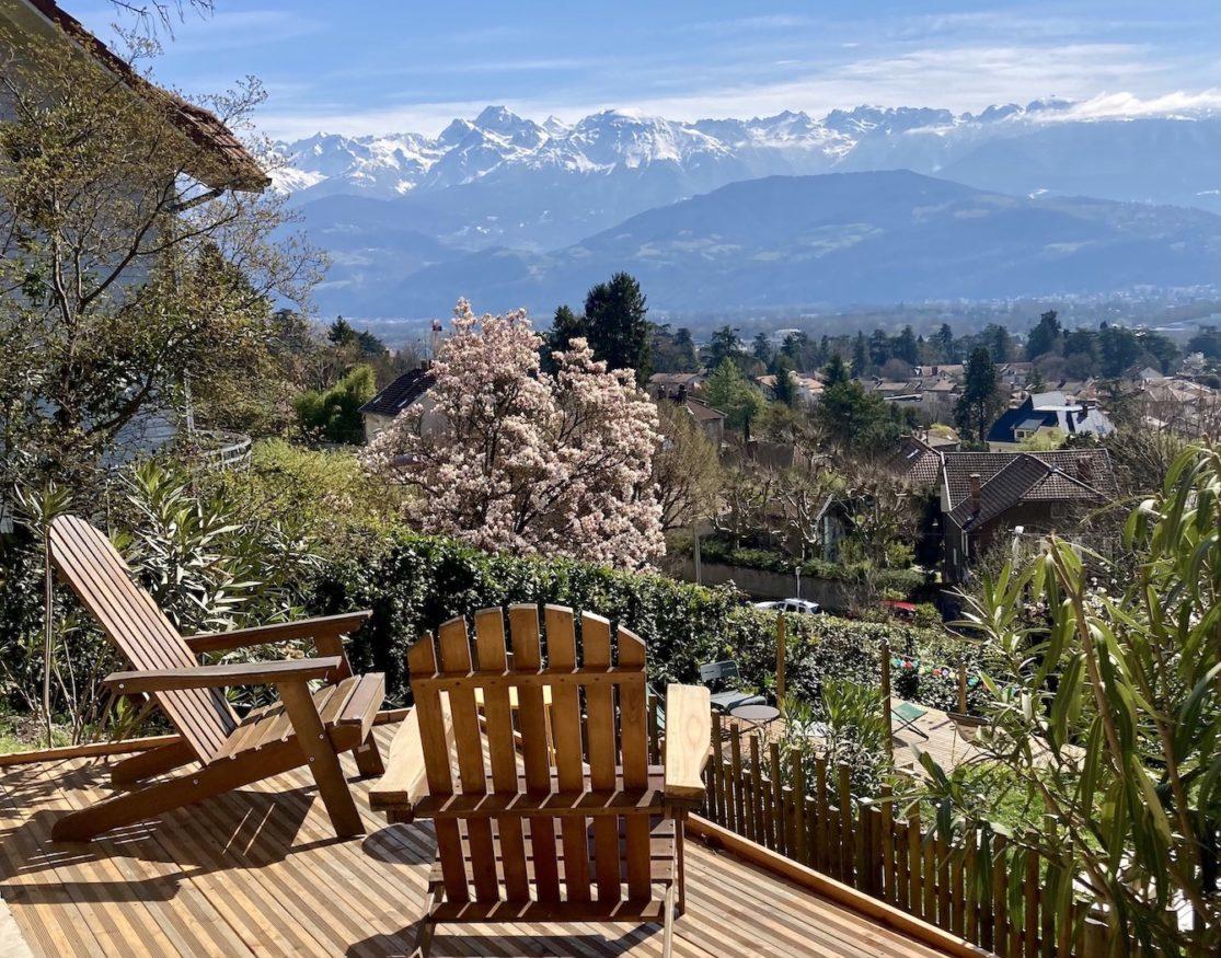 Éco-gîte montagne et chambre d'hôtes de charme à Grenoble 16