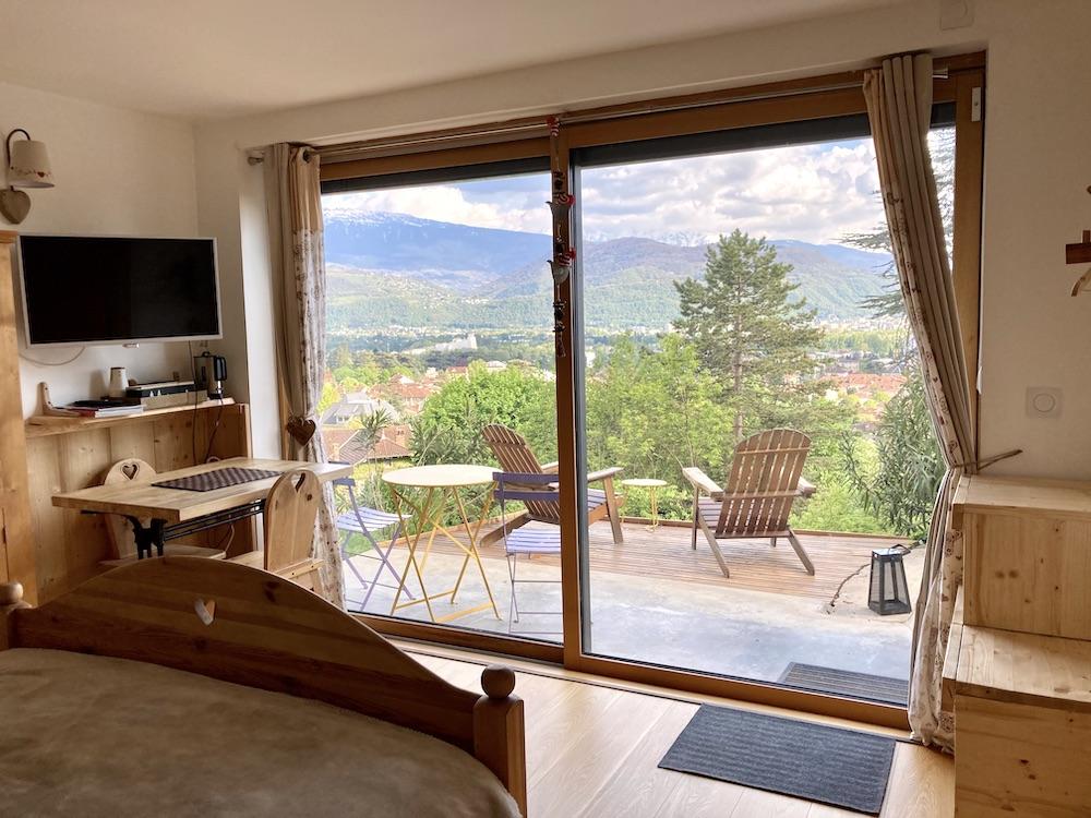 Éco-gîte montagne et chambre d'hôtes de charme à Grenoble 19