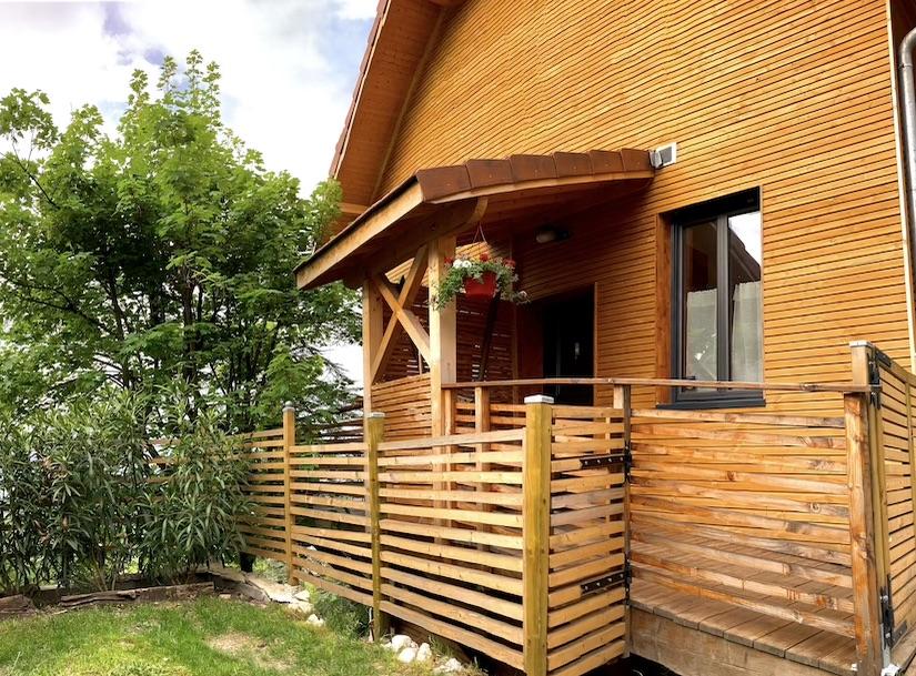 Éco-gîte montagne et chambre d'hôtes de charme à Grenoble 15
