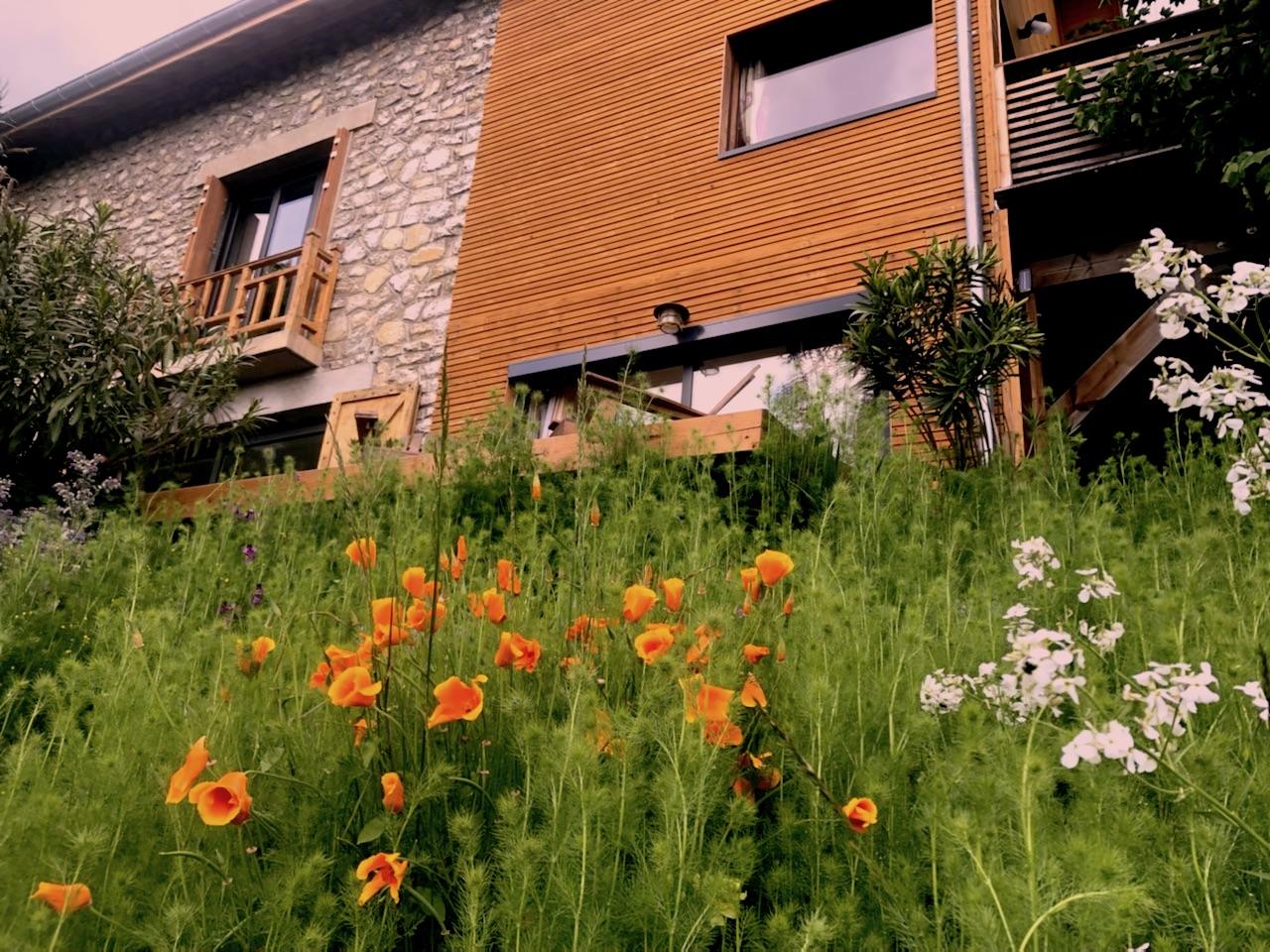 Éco-gîte montagne et chambre d'hôtes de charme à Grenoble 23